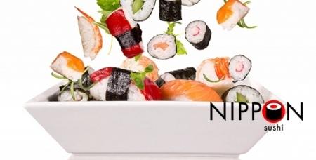 """Низкие цены и выгодные условия! От """"Филадельфии"""" до """"Калифорнии"""" - все меню и приятные бонусы от ресторана доставки Nippon Sushi."""