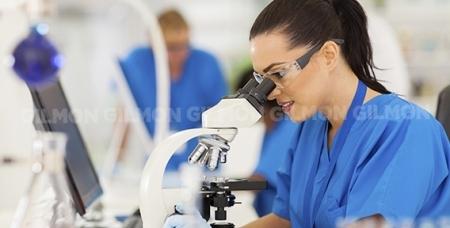 Тестирование всего организма по радужной оболочке глаз (иридодиагностика) в Центре диагностики.