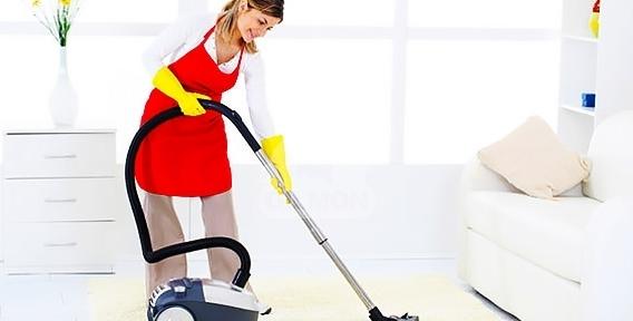"""Химчистка дивана, штор, ковров, генеральная уборка и мойка окон от клининговой компании """"Клининг Профессионал"""""""
