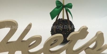 Весь ассортимент карамельных яблок от интернет-магазина Heets. Сладкий подарок!