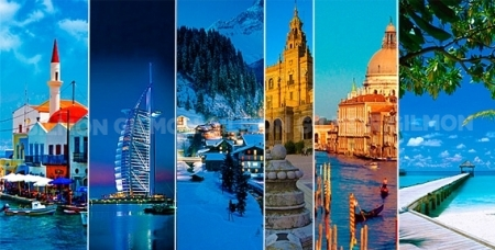Заполнение анкеты для оформления загранпаспорта от агентства путешествий WORLD EXPRESS.